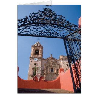 North America, Mexico, Guanajuato State. The Greeting Card