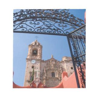 North America, Mexico, Guanajuato State. The Notepad