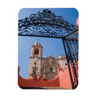 North America, Mexico, Guanajuato State. The Vinyl Magnet
