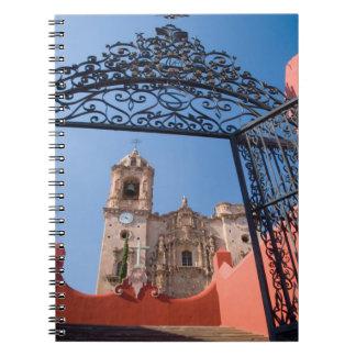 North America, Mexico, Guanajuato State. The Spiral Note Book