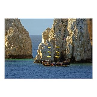 North America Mexico State of Baja Photo Print