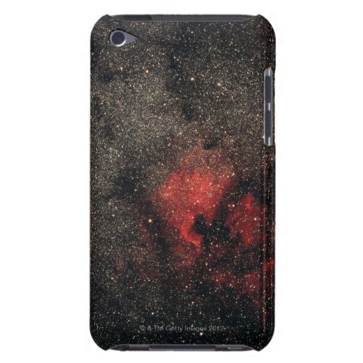 North America Nebula and Pelican Nebula Barely There iPod Covers