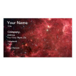 North America Nebula Infrared Double-Sided Standard Business Cards (Pack Of 100)