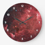North America Nebula Infrared Clock