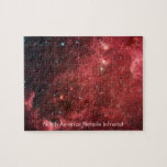 North America Nebula Infrared Puzzle