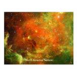 North America Nebula Postcards