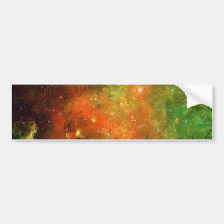 North America Nebula Space NASA Bumper Sticker
