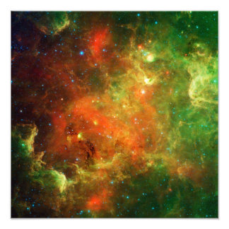 North America Nebula Space NASA Photo Print