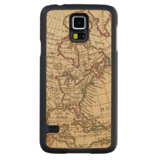 North America School Carved Maple Galaxy S5 Case