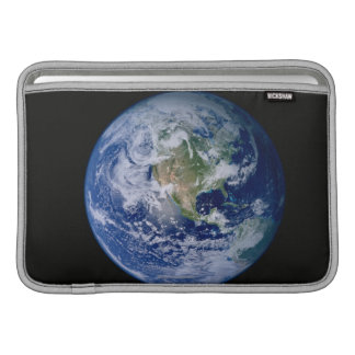 North America Seen from Space MacBook Sleeves