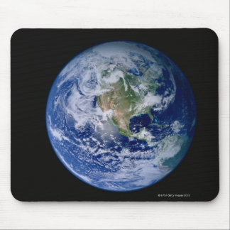 North America Seen from Space Mousepads