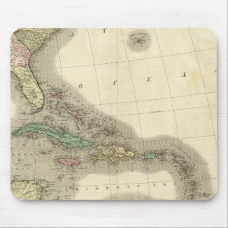 North America Southeast Mouse Pad