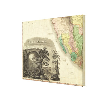 North America Southwest Canvas Print