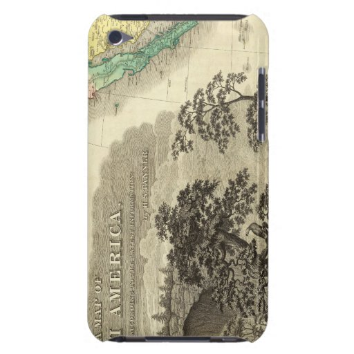 North America Southwest iPod Touch Cover