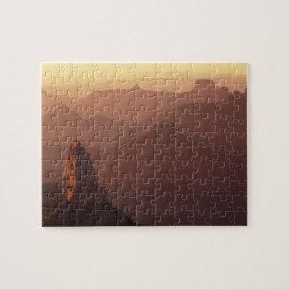 North America, U.S.A., Arizona, Grand Canyon, Jigsaw Puzzle