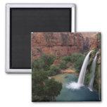 North America, U.S.A., Arizona, Havasu Canyon, Fridge Magnet