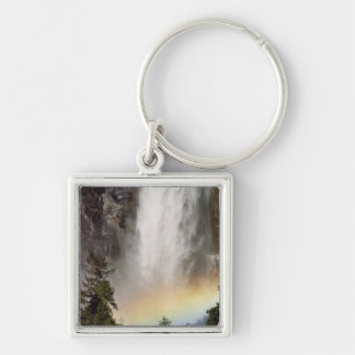 North America, U.S.A., California, Yosemite Key Ring