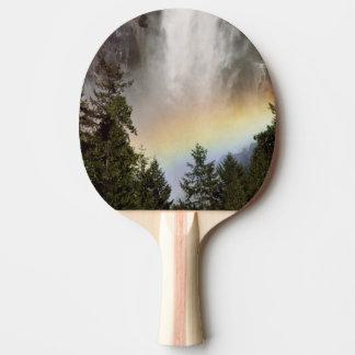 North America, U.S.A., California, Yosemite Ping Pong Paddle