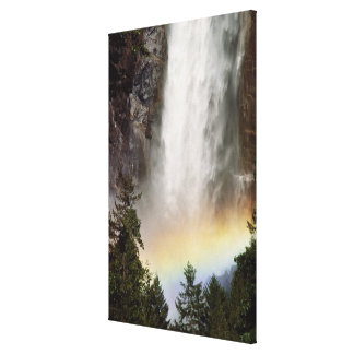 North America, U.S.A., California, Yosemite Stretched Canvas Prints