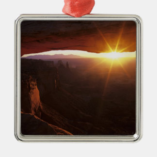 North America, U.S.A., Utah, Canyonlands Christmas Ornament
