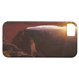 North America, U.S.A., Utah, Canyonlands iPhone 5 Covers
