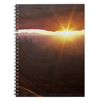 North America, U.S.A., Utah, Canyonlands Notebooks