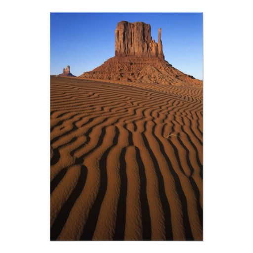 North America, U.S.A., Utah, Monument Valley, 2 Photograph