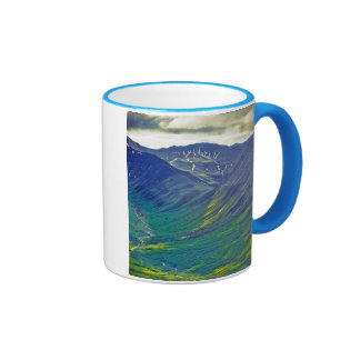 North America, United States, Us, Northwest Ringer Mug