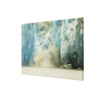 North America, USA, AK, Inside Passage, Canvas Print