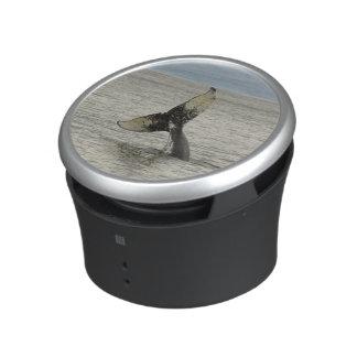 North America, USA, AK, Inside Passage. Humpback Bluetooth Speaker