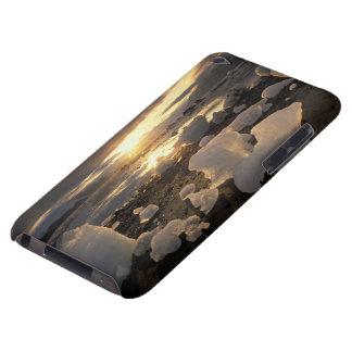 North America USA Alaska Ice Bay Icescape iPod Touch Case-Mate Case