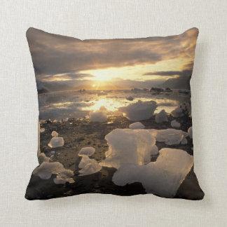 North America, USA, Alaska, Ice Bay, Icescape, Cushion