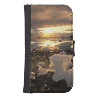 North America, USA, Alaska, Ice Bay, Icescape, Samsung S4 Wallet Case