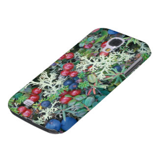 North America, USA, Alaska, Landscape, berries Galaxy S4 Case
