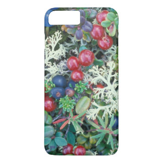 North America, USA, Alaska, Landscape, berries iPhone 8 Plus/7 Plus Case