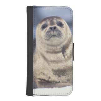 North America, USA, Alaska, S.E., Le Conte iPhone SE/5/5s Wallet Case