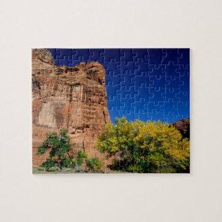 North America, USA, Arizona, Navajo Indian 3 Jigsaw Puzzle