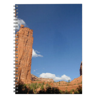 North America, USA, Arizona, Navajo Indian 4 Spiral Notebook