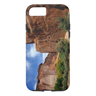 North America, USA, Arizona, Navajo Indian 5 iPhone 8/7 Case