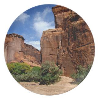 North America, USA, Arizona, Navajo Indian 5 Plate