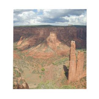 North America, USA, Arizona, Navajo Indian 6 Notepad