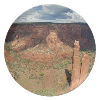 North America, USA, Arizona, Navajo Indian 6 Plate