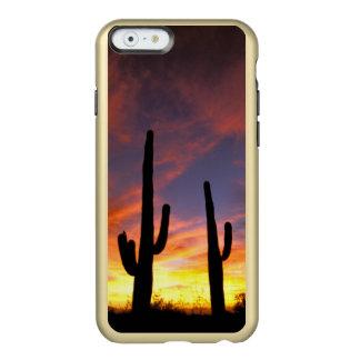 North America, USA, Arizona, Sonoran Desert. Incipio Feather® Shine iPhone 6 Case