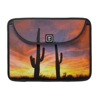 North America, USA, Arizona, Sonoran Desert. Sleeve For MacBook Pro
