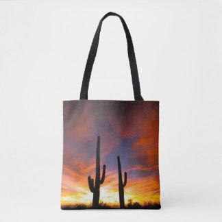 North America, USA, Arizona, Sonoran Desert Tote Bag