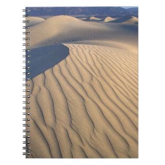 North America, USA, Califorinia, Death Valley 2 Spiral Note Book