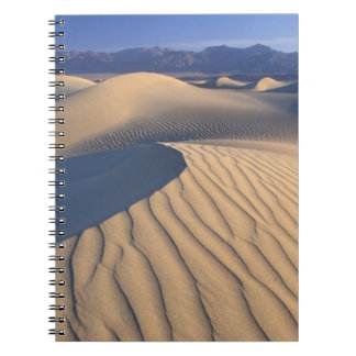 North America, USA, Califorinia, Death Valley 3 Notebook