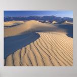North America, USA, Califorinia, Death Valley 3 Poster