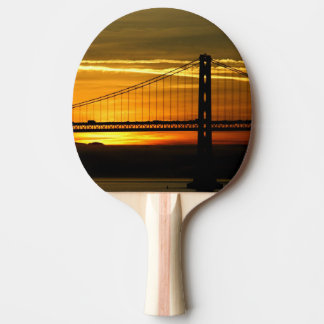 North America, USA, California, San Francisco. 3 Ping Pong Paddle