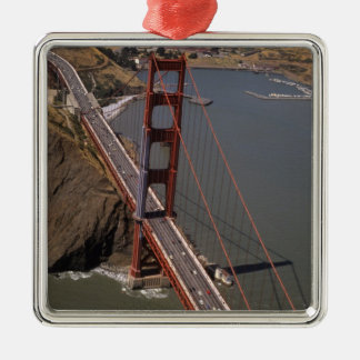 North America, USA, California, San Francisco, Christmas Ornament